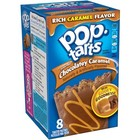 Kelloggs Pop Tarts Chocolatey Caramel