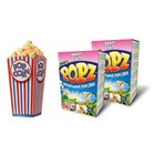 Popz Popcorn Compleet Sweet and Salty pakket