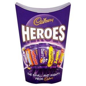 Cadbury Heroes (mix Cadbury favorites)