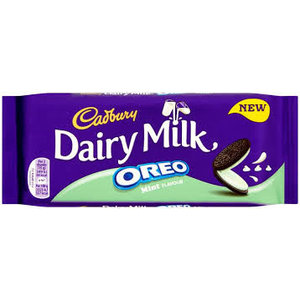 Cadbury Oreo Mint Dairy Milk 120 gram