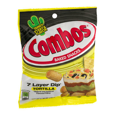 Combos 7 Layer Dip Tortilla 179 gram