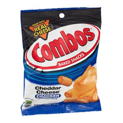 Combos Cheddar Cheese Cracker 179 gram