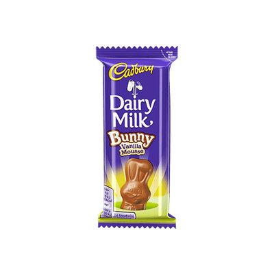 Cadbury Bunny Vanilla Mousse