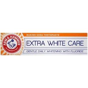 Arm & Hammer Baking Soda Toothpaste Extra White Care