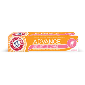 Arm & Hammer Advance Sensitive Care Baking Soda Toothpaste