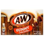 A&W Root Beer Gummy Bottle Theatre Box