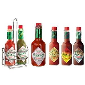Tabasco Favorites Pakket inclusief XXL 350ml Red