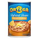Ortega Traditional Refried Beans USA 453 gram