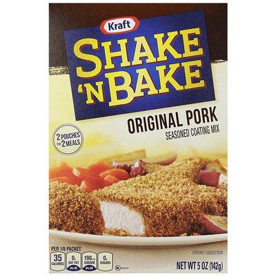 Kraft Shake n Bake Original Pork 142 gram