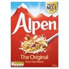 Alpen Original Swiss Style Muesli 750 gram