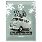 Nostalgic Art Tin Sign Bulli Volkswagen 30x40 cm