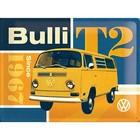 Nostalgic Art Tin Sign Volkswagen T2 Bulli 40x30 cm
