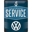 Nostalgic Art Tin Sign Volkswagen Service 30x40 cm