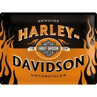Nostalgic Art Tin Sign Harley Davidson 1903 Logo 40x30 cm