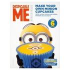 Minions Cup Cake Mix 225 gram UK