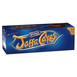 Mcvities Jaffa Cakes 120 gram