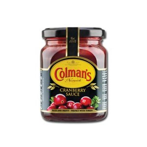 Colmans Cranberry sauce 165 gram