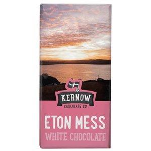 Kernow Eton Mess White Chocolate Bar 100 gram