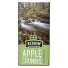 Kernow Apple Crumble Milk Chocolate Bar 100 gram