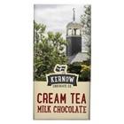 Kernow Cream Tea Milk Chocolate Bar 100 gram