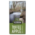 Kernow Toffee Apple Milk Chocolate Bar 100 gram