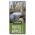 NET VERLOPEN: Kernow Toffee Apple Milk Chocolate Bar 100 gram