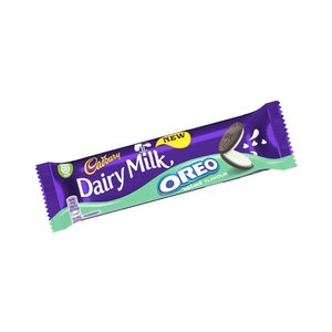 KORTERE THT: Cadbury Oreo Mint 41 gram