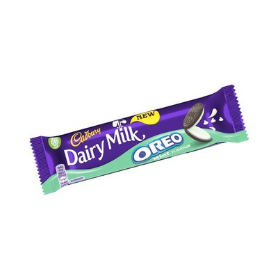 NET VERLOPEN: Cadbury Oreo Mint 41 gram
