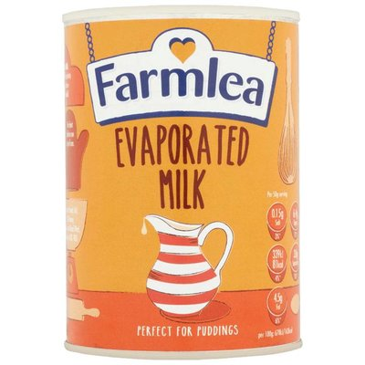 NET VERLOPEN: Farmlea Evaporated Milk 410g
