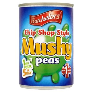 Batchelors Mushy Peas Chip Shop 300 gram