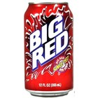 Big Red Soda 355ml USA import
