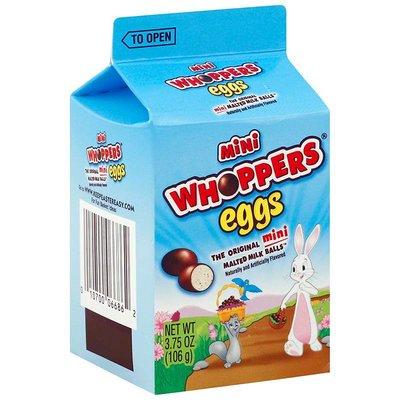 Hersheys Mini Whoppers Eggs