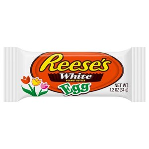 Reeses Peanut Butter Egg White Chocolate