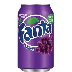 Fanta Grape USA 355ml