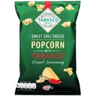 Tabasco Sweet Chili Cheese Popcorn