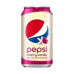 Pepsi Cherry Vanilla 355ml USA