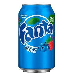 Fanta Berry 355ml USA import