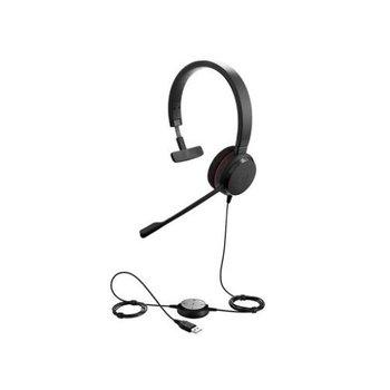 Jabra Evolve 20 MS Mono Microsoft Lync Headset