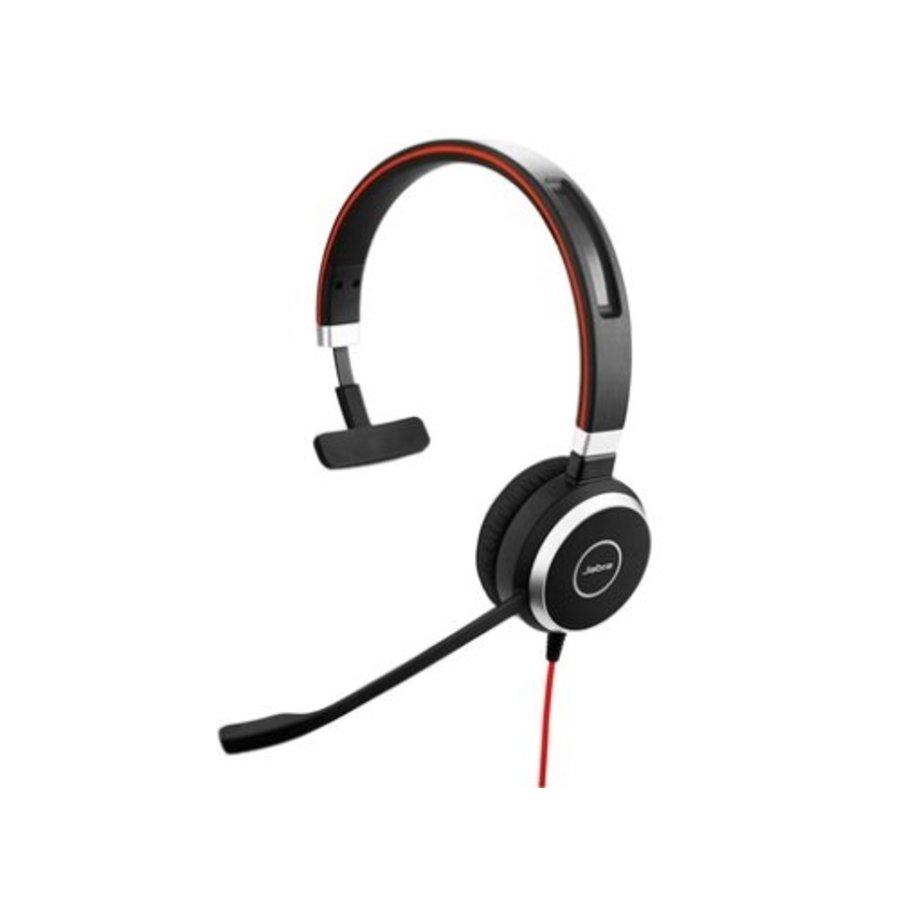 Evolve 40 MS Mono Microsoft Lync Headset