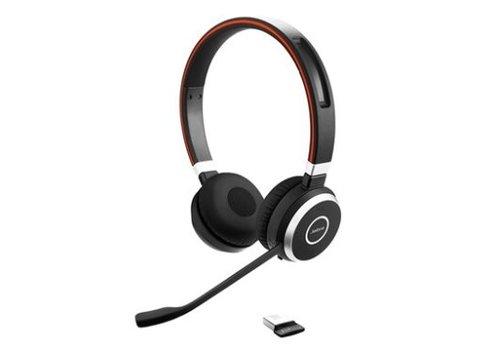 Jabra Evolve 65 UC Stereo voor PC (Lync) & mobiel
