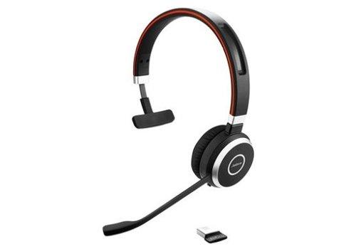 Jabra Evolve 65 UC Mono voor PC & mobiel