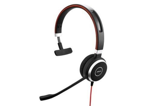 Jabra Evolve 40 UC Mono voor PC & mobiel