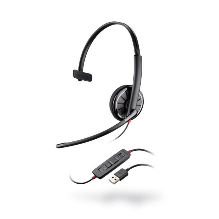 Blackwire C310 USB headset