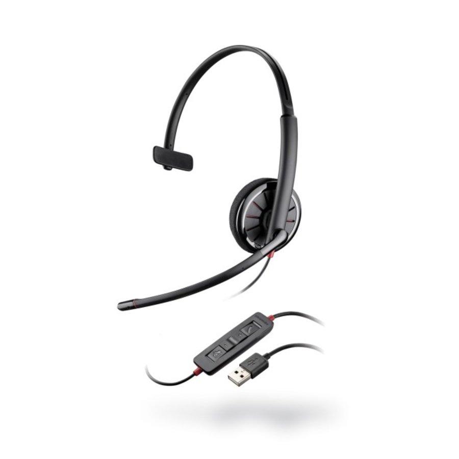 Blackwire C310-M Microsoft Lync USB headset