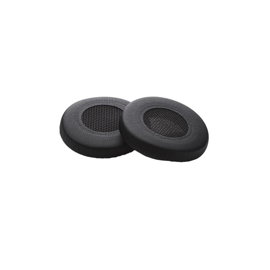 Earcushion Leatherette for Jabra Pro Black (2)