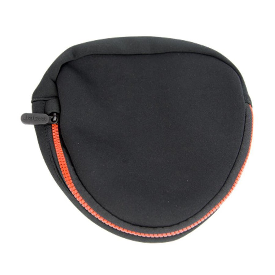 Headset pouch for Jabra Evolve 80 (5)
