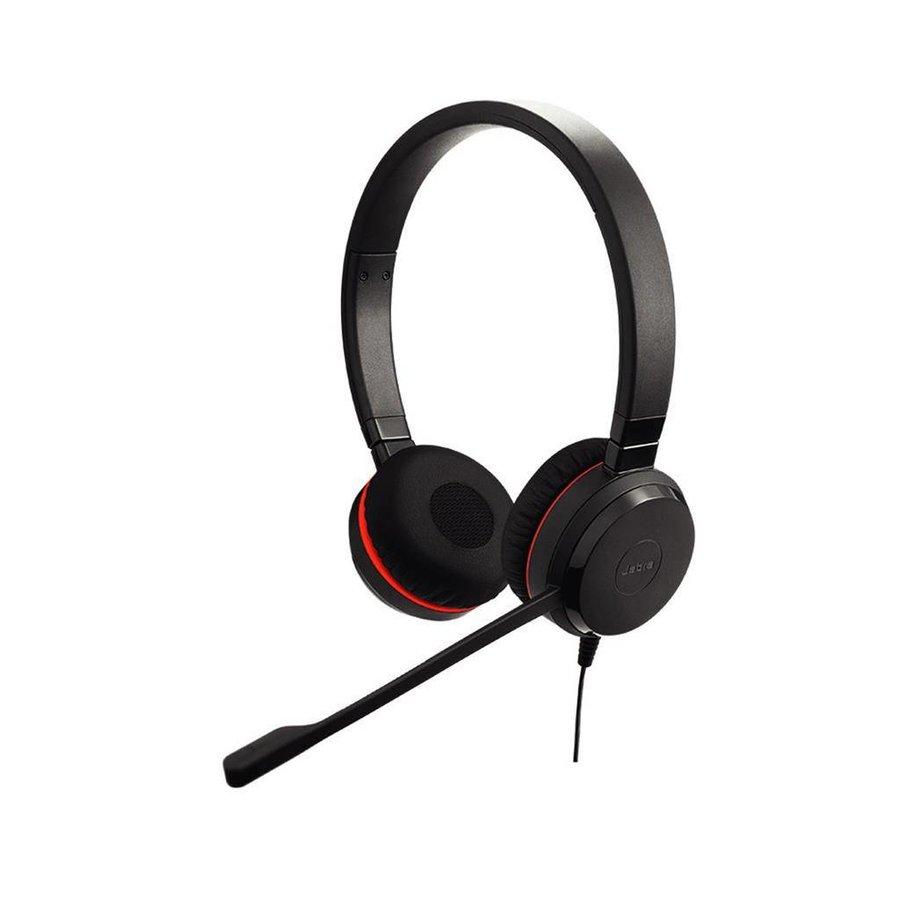 Evolve 30 II UC Stereo voor PC & Mobiel (3,5 mm Jack)
