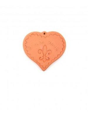 UASHMAMA® Réchauffeur de pain Stone Heart