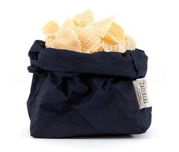 Paper Bag D. Blue