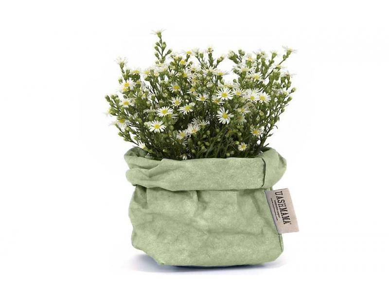 Paper bag mintgroen moes griet